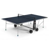 Теннисный стол всепогодный Cornilleau 100X Outdoor синий 4 mm