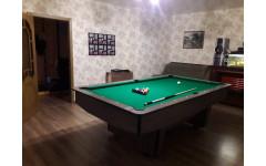 Бильярдный стол Модерн Люкс 9ф РП ЛДСП +