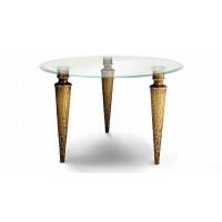 Стол со стеклянной столешницей Модена