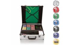 Набор для игры в покер и блэк-джек Nuts на 600 фишек