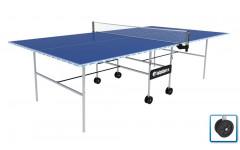 Теннисный стол TopSpinSport Русич + для спортзала