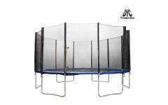Батут DFC Trampoline Fitness 17 футов с сеткой (518см) (три короба)