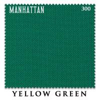 Сукно Manhattan 300 195см Yellow Green