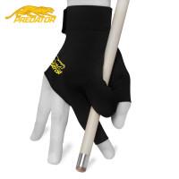 Перчатка Predator Second Skin черная/желтая правая L/XL