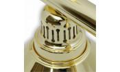 Светильник Prestige Golden Blue 2 плафона