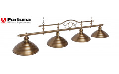 Светильник Fortuna Modena bronze antique  4 плафона