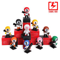 Куклы-сувениры Turning Point Lucky Doll Mini 6,7см 10шт.