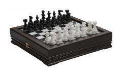 Шахматы стандартные каменные 34х34 см (2,75