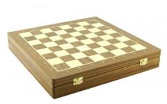 Шахматный ларец Woodgames Махагон, 40мм