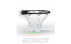 Баскетбольное кольцо с сеткой SLP