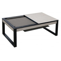 Комплект — бильярдный стол для пула + 4 стула